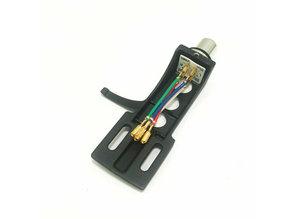 Technics Headshell (black) for the new SL-1210 MK7 turntable