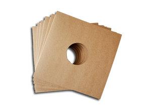 """Brown cardboard sleeves for LP / 12"""""""