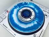 SL-DZ1200 Slip Disc White / Blue Splash