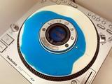 SL-DZ1200 Slip Disc Blue Blob