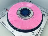 SL-DZ1200 Slip Disc Pink Splatter