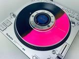 SL-DZ1200 Slip Disc Pink Black Split