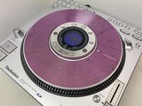 SL-DZ1200 Slip Disc Marbled Purple