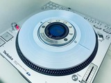 SL-DZ1200 Slip Disc Crystal Clear