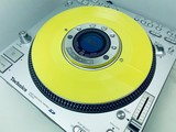 SL-DZ1200 Slip Disc Clear Yellow