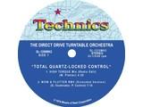 Technics Motown Slipmatten
