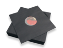 """LP / 12"""" innersleeves (black)"""