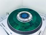 SL-DZ1200 Slip Disc Marbled Green