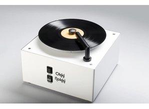 Okki Nokki record cleaning machine (white)