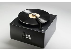 Okki Nokki platenwasmaschine (zwart)