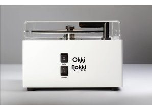 Dustcover for Okki Nokki record cleaning machine