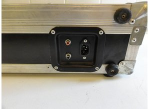 Custom Flightcase Voor Cdjs En Mengpaneel Green Vinyl Com