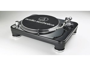 Audio Technica LP-240 USB direct drive turntable