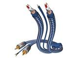 In-akustik Premium Phono Kabel (0,75m)