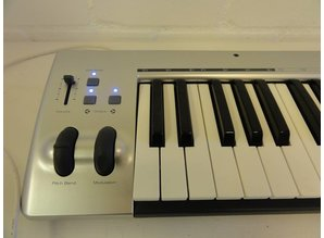 M-Audio KeyRig 49 USB MIDI keyboard