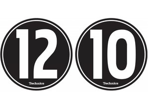 Technics 1210 Slipmats, proffessional quality by Magma
