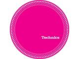 Technics Ring Pink slipmatten