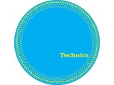Technics Ring Blue Slipmats