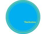 Technics Ring Blue slipmatten