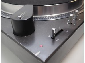 Technics SL-110 Turntable + SME 3009 MK3 tonearm