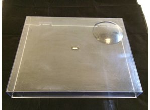 Used Technics Dustcover fits all SL-1200 and SL-1210 models