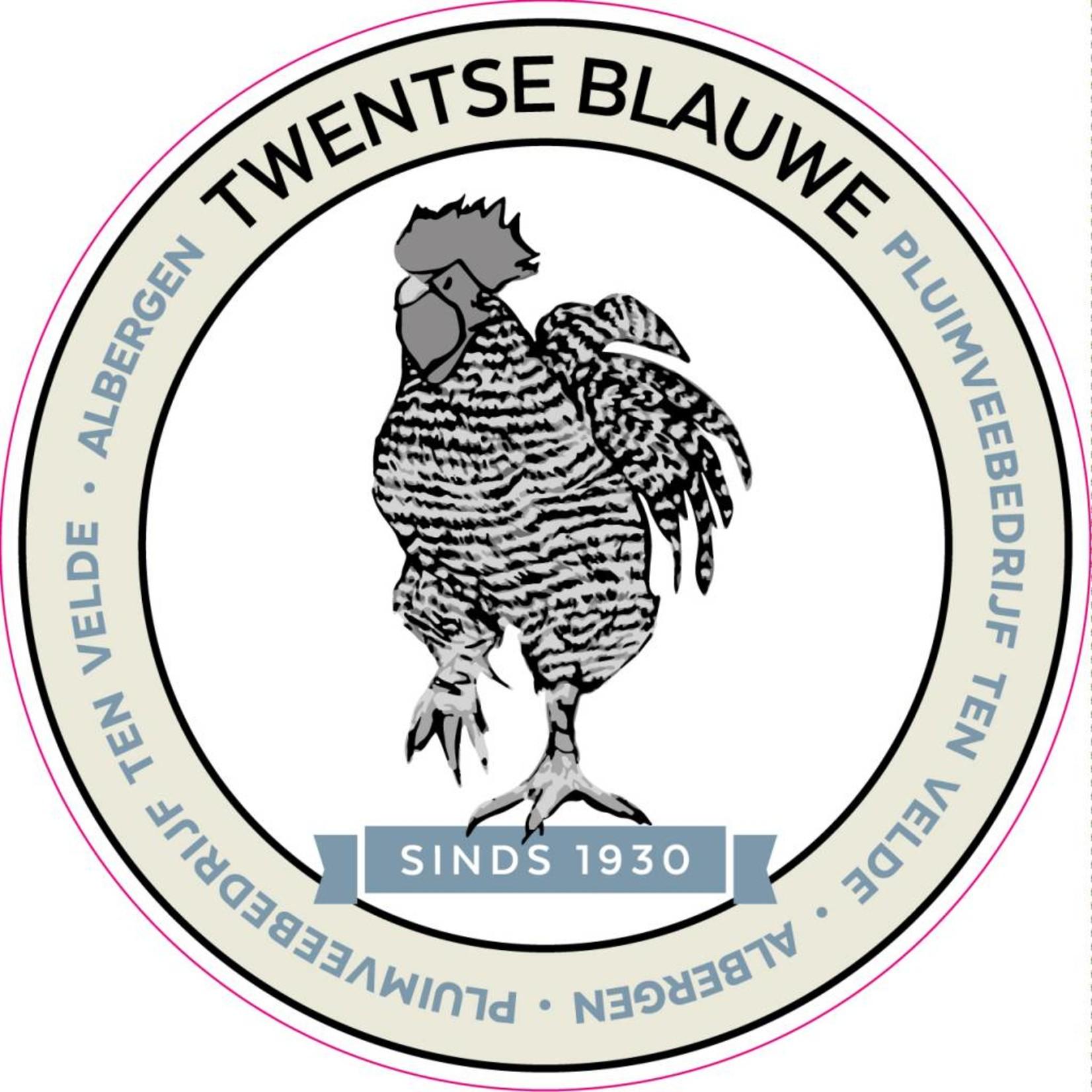 Twentse Blauwe - Lever