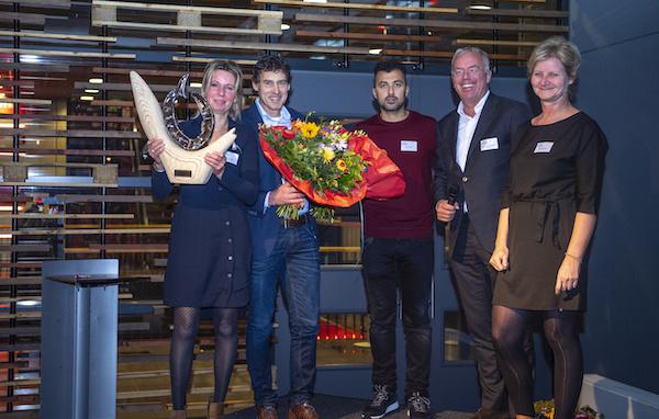 Winnaar Innofood Award 2019 | THE TAST OF CHANGE