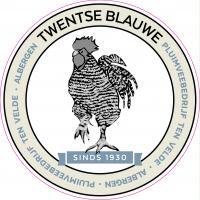 Antibioticavrije kip - Twentse Blauwe