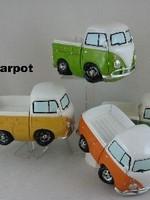 Spaarpot Volkswagen pick up bus