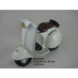 Spaarpot scooter