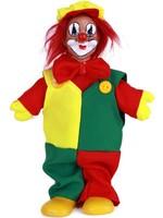 Clownspop met pet