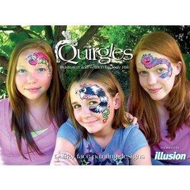 Schminkboek Quirgles