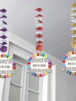 Hangdecorate hoera het is mijn communie