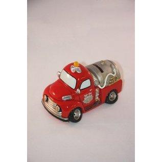 Spaarpot brandweerauto