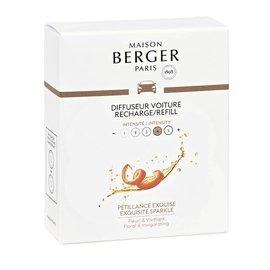 Lampe Berger Navulling autoparfum - Pétillance Exquise