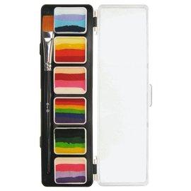 Professional Colours Splitcake palet