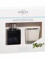 Lampe Berger Duo mini pakket Fraîcheur d'Eucalyptus