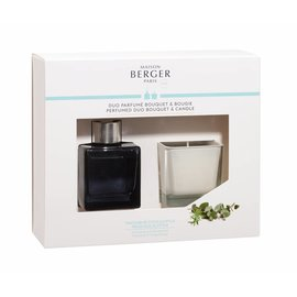 Parfum de Berger Duo mini pakket Fraîcheur d'Eucalyptus