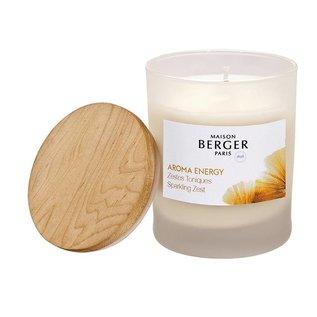 Lampe Berger Kaars Aroma Energy Zestes Toniques