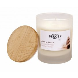 Lampe Berger Kaars Aroma Relax Douceur Orientale