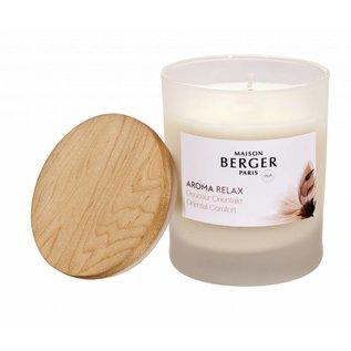 Lampe Berger Kaars Aroma Relax Douceur Orientale
