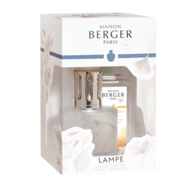 Lampe Berger Lampe Berger Coffret Lia Givre Fleurie giftset