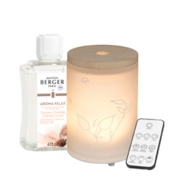Lampe Berger Mist Diffuser Aroma Relax