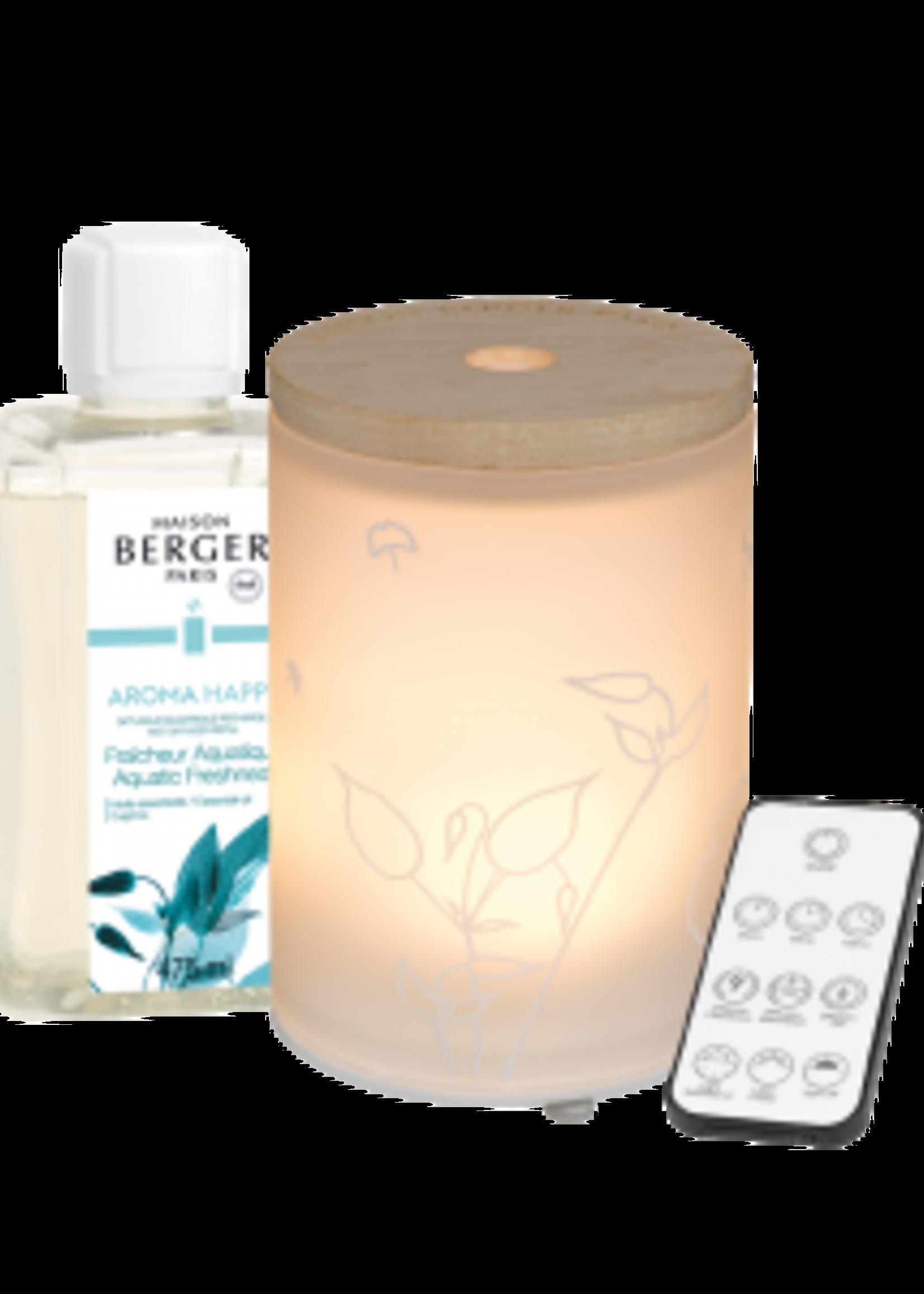 Lampe Berger Mist Diffuser Aroma Happy