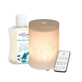 Lampe Berger Mist Diffuser Aroma Happy