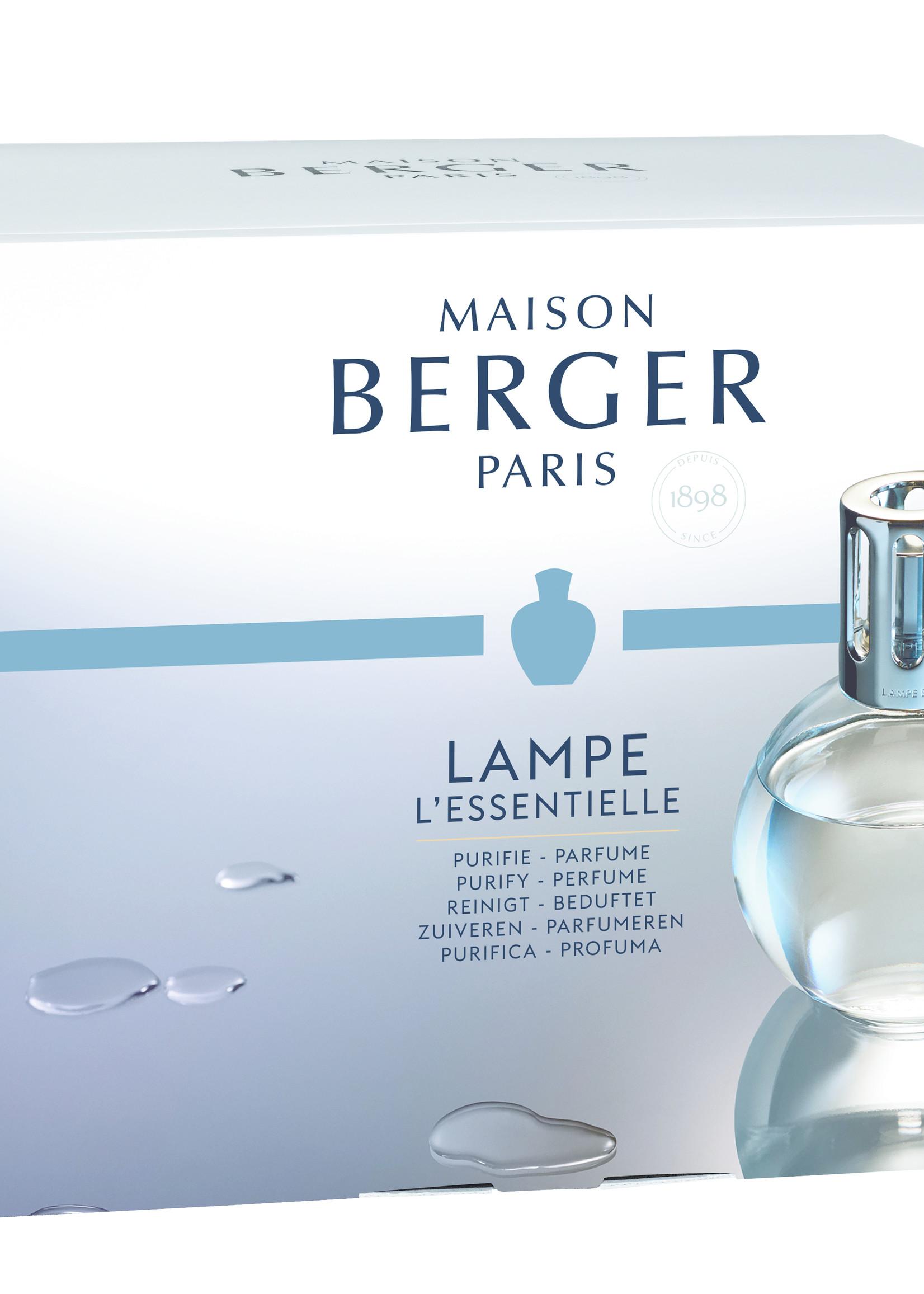 Lampe Berger Giftset Essentielle Ronde
