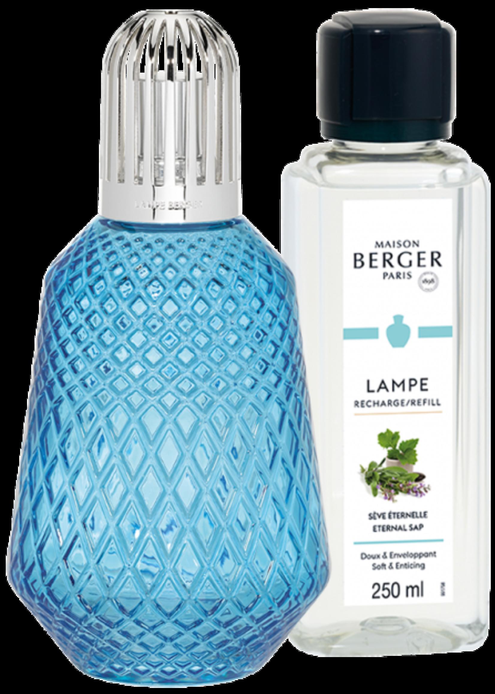 Lampe Berger Giftset matali crasset Bleue