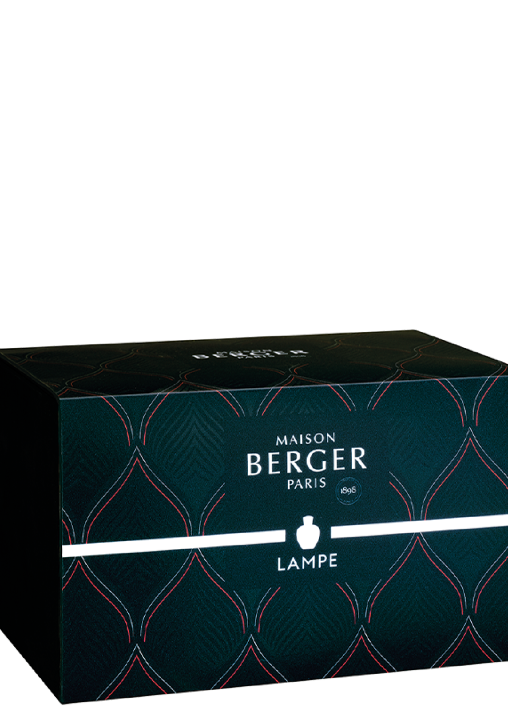 Lampe Berger Lampe Berger Resonance Transparente