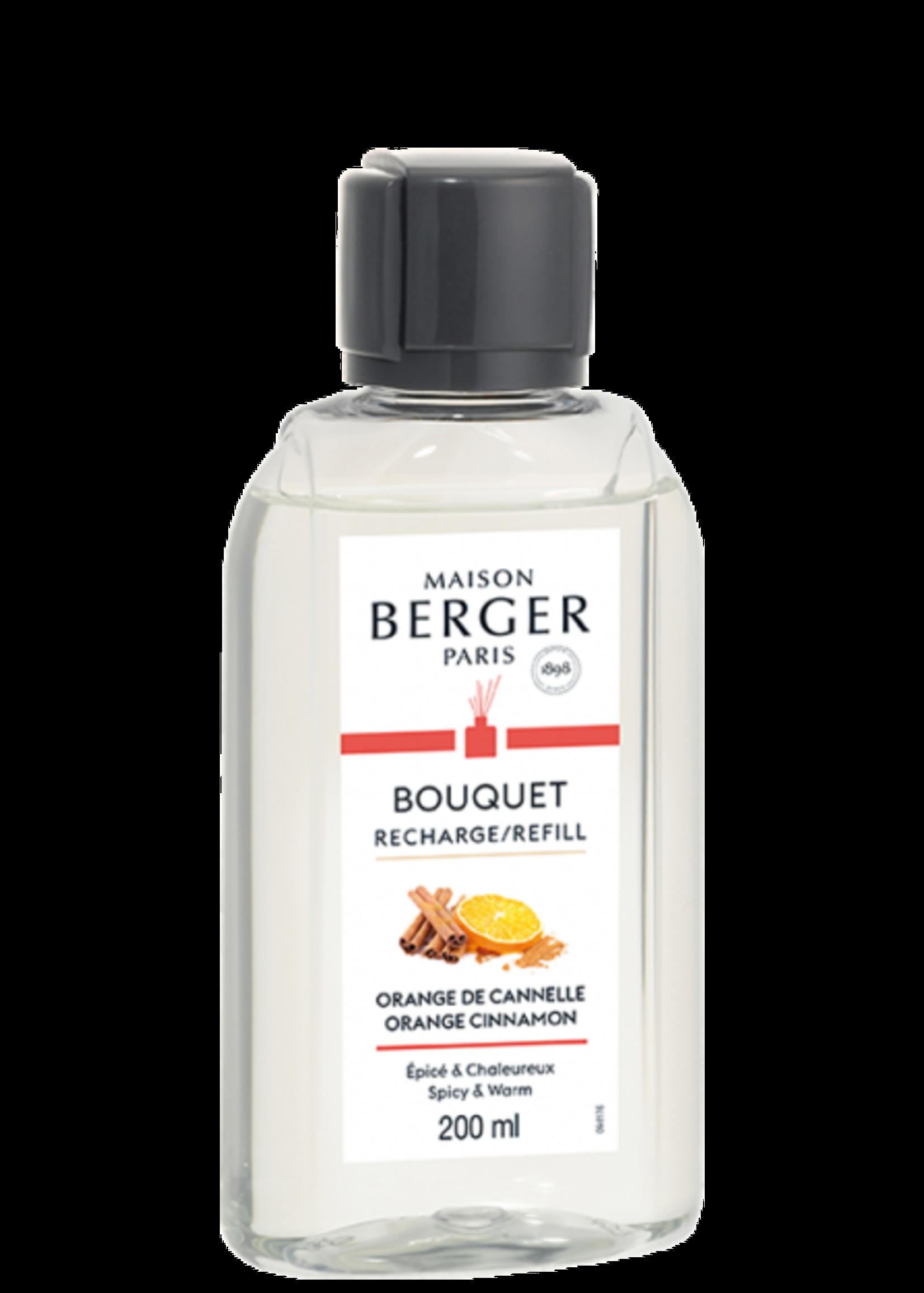 Parfum de Berger Navulling Parfum Berger Orange De Cannelle