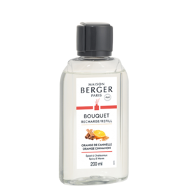 Parfum de Berger Navulling Parfum Berger Orange De Cannelle